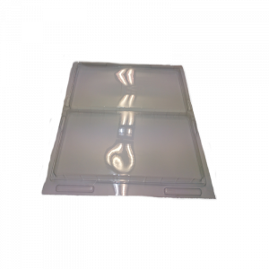 Astuccio PVC per il trasporto e stoccaggio del plasma - 26x16x4 cm