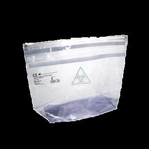 Contenitore secondario per il trasporto di emocomponenti con capacità fino a 10 sacche di sangue