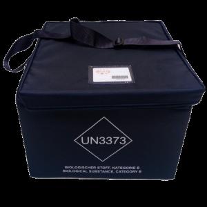 contenitore terziario per il trasporto di 156 provette cod. 7230414