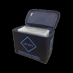 contenitore terziario per il trasporto di 40 provette cod. 472020